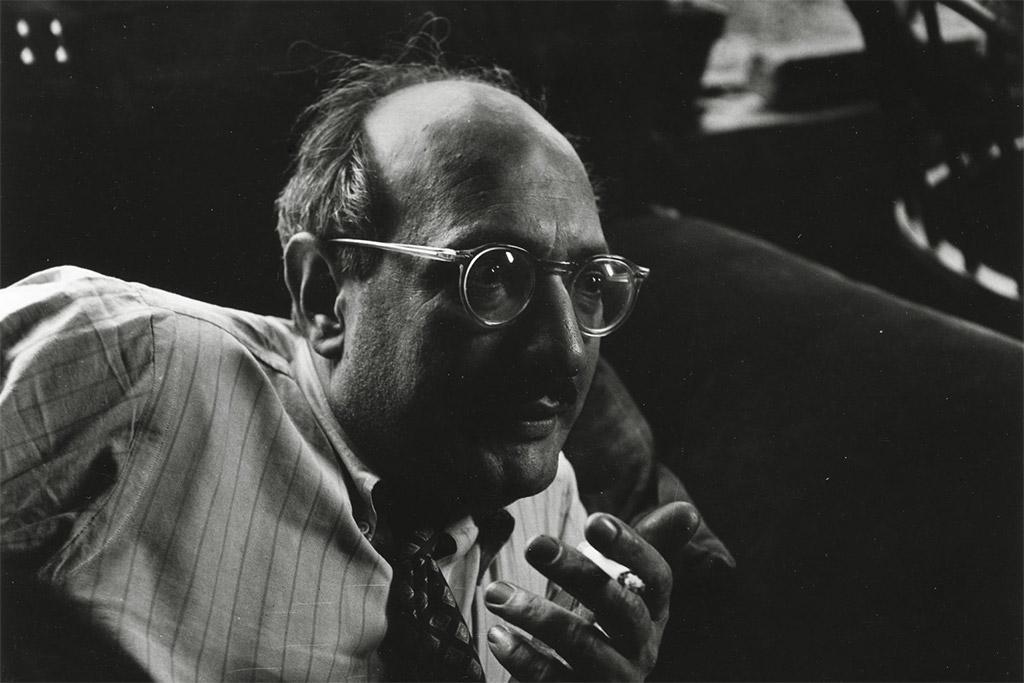 Consuelo Kanaga (American, 1894-1978). Mark Rothko, Yorktown Heights, ca. 1949