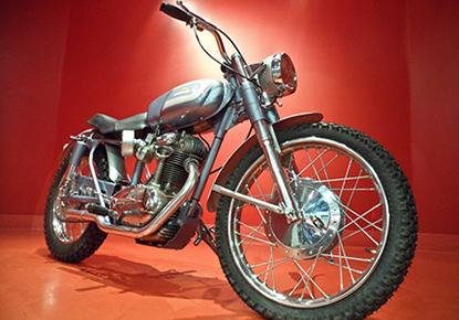 1963 Ducati 250 Scrambler