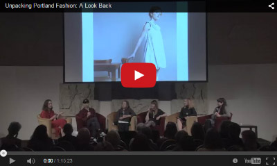 Unpacking Portland Fashion: A Look Back video