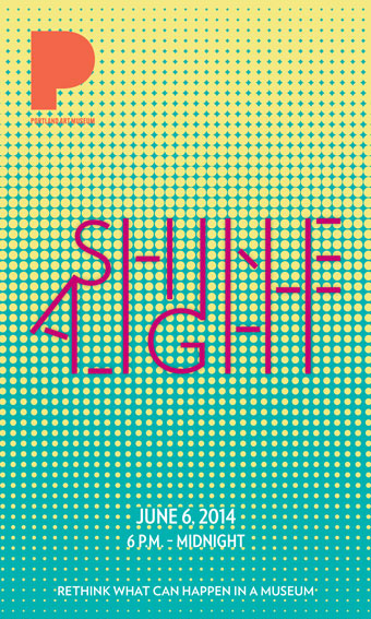 Shine a Light Catalogue cover