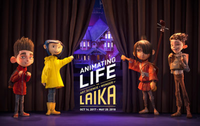 Animating Life: The Art, Science, and Wonder of LAIKA