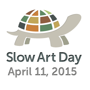 Slow Art Day 2015 @ Portland Art Museum | Portland | Oregon | United States