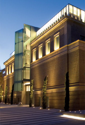 Portland Art Museum building