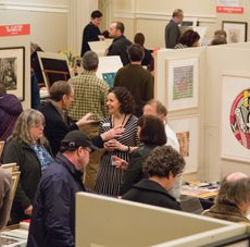 Benefit Preview: Portland Fine Print Fair 2015