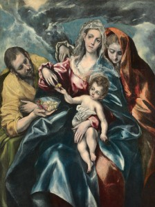 El Greco's Holy Family with Mary Magdalen: A Masterwork in Context