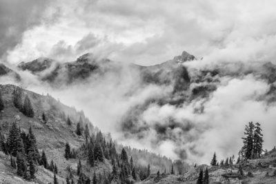 Rich Rollins, North Cascades