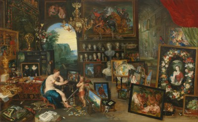 Jan Brueghel the Younger, The Five Senses: Sight