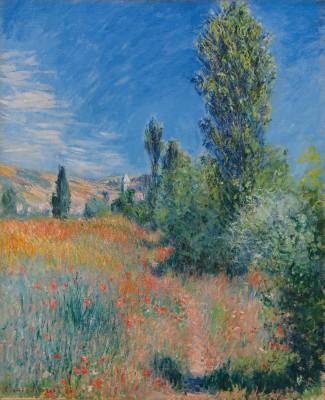 Claude Monet, En Paysage dans l'île Saint-Martin