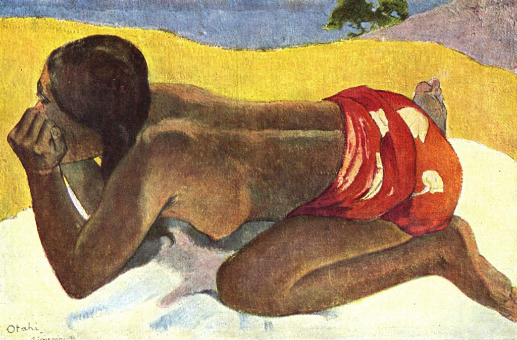 Paul Gauguin, Otahi, 1893