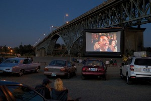 Drive-In at Zidell Yards