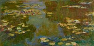 Claude Monet, Le Bassin aux Nymphéas, 1919