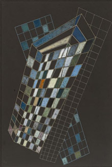 Wassily Kandinsky (Russian, 1866–1944) Kleine Flächen (Small Planes), 1936