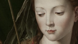 Conversation Projects: Follower of Bronzino's Madonna and Child with the Infant Saint John: Technical images and conservation