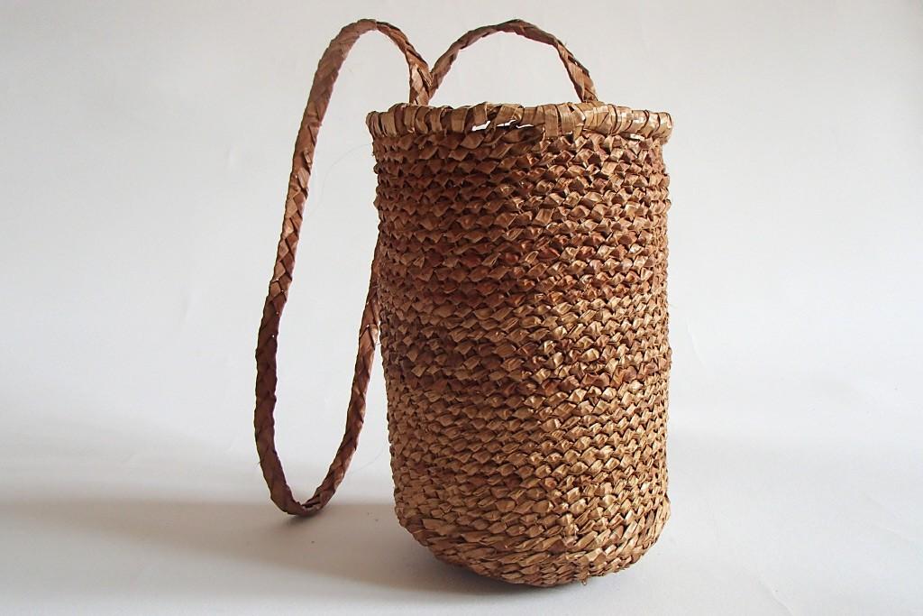 Sara Siestreem, Boy Huckleberry Basket