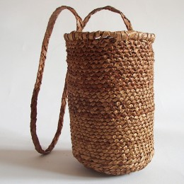 Sara Siestreem, Boy Huckleberry Basket