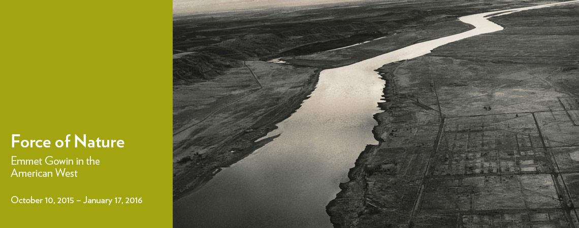 Force of Nature: Emmet Gowin in the American West