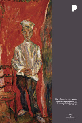 Chaim Soutine, Le Petit Patissier (The Little Pastry Cook), ca. 1921 © 2015 Artists Rights Society (ARS), New York/ADAGP, Paris