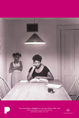 Carrie Mae Weems, Untitled, from the series Kitchen Table, 1990