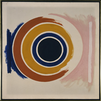 Kenneth Noland, No. One, 1958