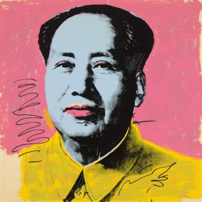 Andy Warhol, Mao (II.91), 1972