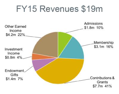 FY15 Revenues