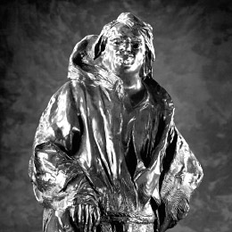 Rodin – Balzac in Dominican Robe
