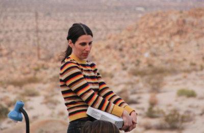 Artist Talk: Julie Perini