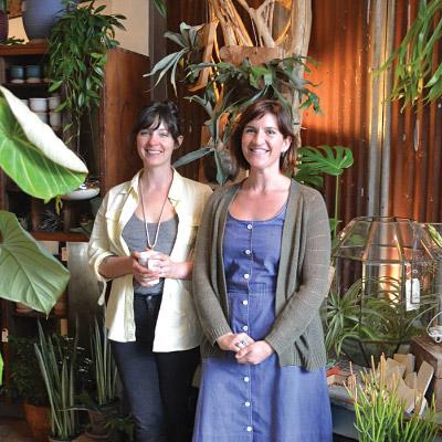 Artist Talk: Sarah Helmstetter & Alea Joy