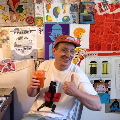 Artist Talk: Jason Sturgill