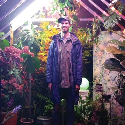 Photograph of Shawn Creeden