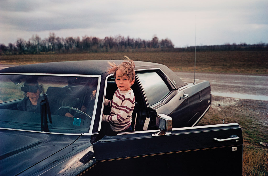 William Eggleston, Untitled, 1970-73