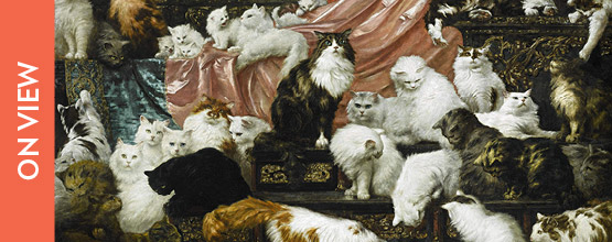 Carl Kahler, My Wife's Lovers, 1891