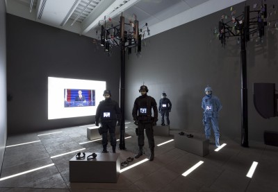 Freedom, 2015, New Museum, New York, installation view.