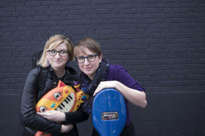 Goodbye Kitties Performance: The Doubleclicks