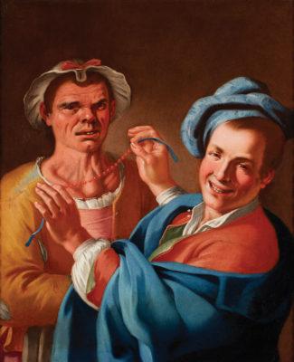 Lecture: Gender Bending in Eighteenth-Century Naples