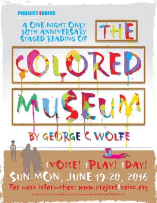 The Colored Museum @ Fred & Suzanne Fields Ballroom