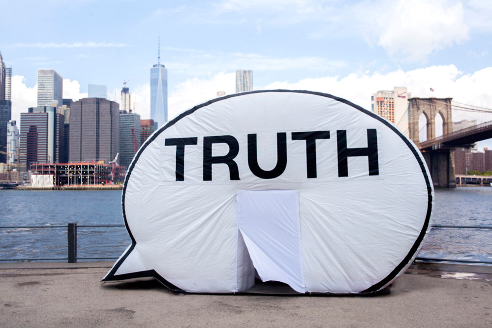The Truth Booth