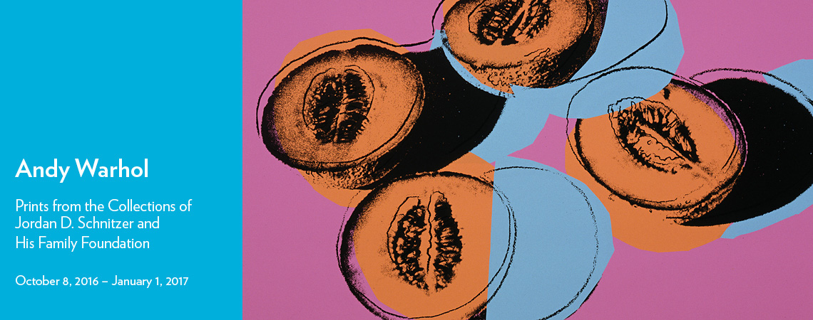 Andy Warhol: Prints from the Collections of Jordan D. Schnitzer and His Family Foundation