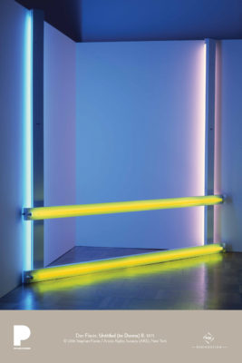 Dan Flavin, Untitled (to Donna) II, 1971