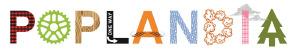 Poplandia logo