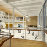 Rothko Pavilion rendering