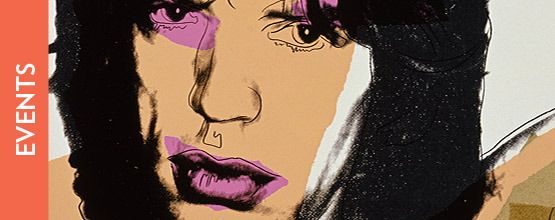 Andy Warhol, Mick Jagger (II.141), 1975