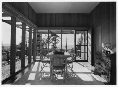 Lynn and Vera Vietor House, Indianola, California, 1941