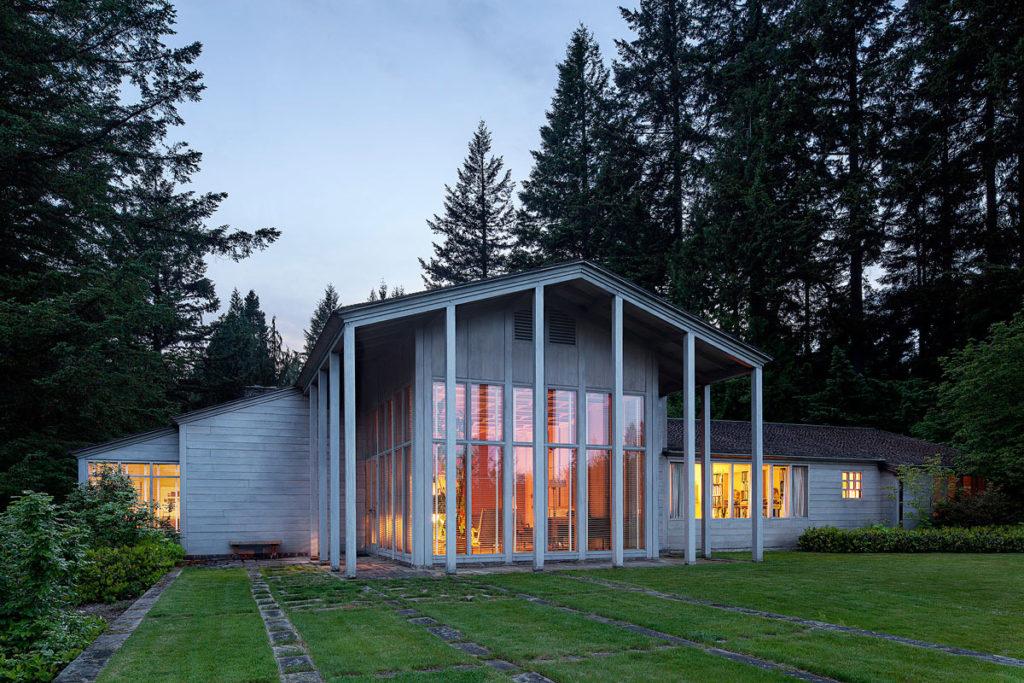 Aubrey Watzek House, Portland, Oregon, 1937