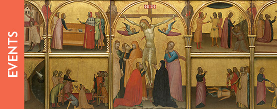 Midday Art Break: St. John Altarpiece