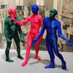 Rodin 3D prints