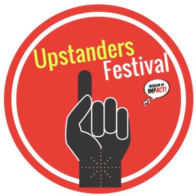 Upstanders Festival logo