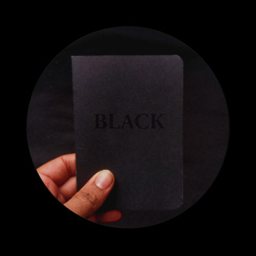 Black (Working Title) book