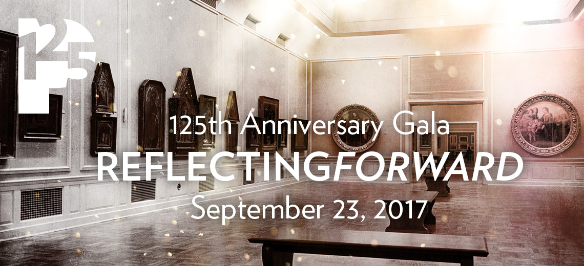 125th Anniversary Gala: Reflecting Forward