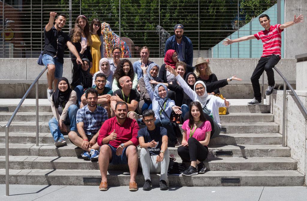 MEPI students